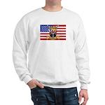 U.S.A. Rhodesia Flag Sweatshirt