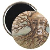 """Old Man Tree"" magnet"
