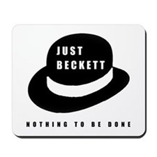 Nothing to be done! Mousepad