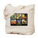 Dachshund Famous Art 1 Tote Bag