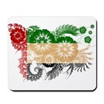 United Arab Emirates Flag Mousepad