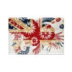 United Kingdom Flag Rectangle Magnet (10 pack)