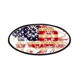 United States Flag Patches