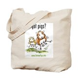 Got Pigs? Tote Bag