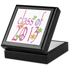 PINK Class of 2013 Keepsake Box