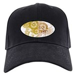 Vatican City Flag Black Cap