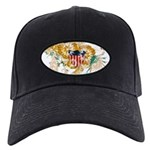 Virgin Islands Flag Black Cap