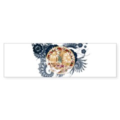 Virginia Flag Sticker (Bumper 10 pk)