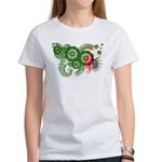 Zambia Flag Women's T-Shirt