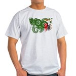 Zambia Flag Light T-Shirt
