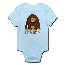 LilSquatch Body Suit