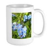 Forget me not Large Mug (15 oz)