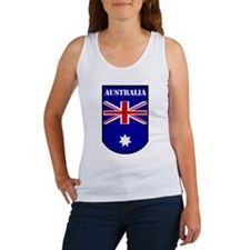 Austraila Knock-Out 06 Women's Tank Top