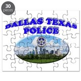 Dallas PD Skyline Puzzle