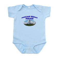 Dallas PD Skyline Infant Bodysuit