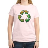 Recycle -Tie-Dye T-Shirt