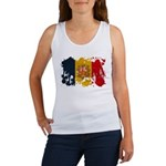 Andorra Flag Women's Tank Top