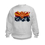 Arizona Flag Kids Sweatshirt