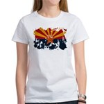 Arizona Flag Women's T-Shirt