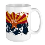 Arizona Flag Large Mug