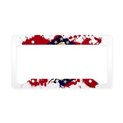 Arkansas Flag License Plate Holder