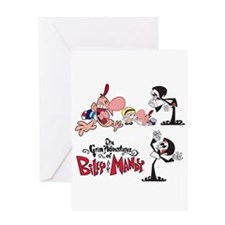 Grim Adventures of Billy and Greeting Card