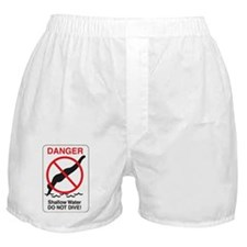 SHALLOW WATER Boxer Shorts