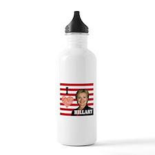 Love Hillary Water Bottle