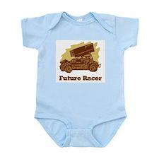 Future Auto Racer Infant Creeper