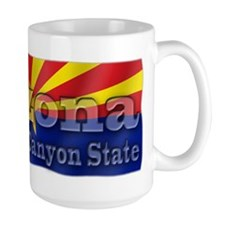 Arizona The Grand Canyon State Mug