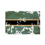 Botswana Flag Rectangle Magnet (10 pack)