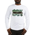 Botswana Flag Long Sleeve T-Shirt