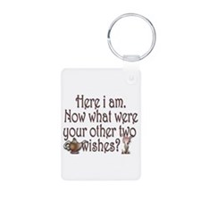 Two wishes Keychains