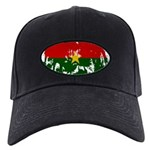 Burkina Faso Flag Black Cap