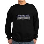 Funny 40th Gifts, Circa 1972 Sweatshirt (dark)
