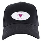 25th Anniversary Heart Baseball Hat