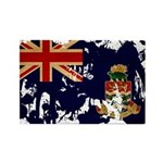 Cayman Islands Flag Rectangle Magnet (100 pack)
