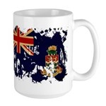 Cayman Islands Flag Large Mug