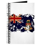 Cayman Islands Flag Journal