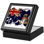 Cayman Islands Flag Keepsake Box