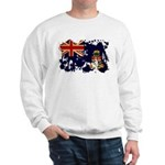 Cayman Islands Flag Sweatshirt