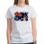 Cayman Islands Flag Women's T-Shirt