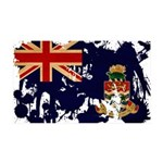 Cayman Islands Flag 38.5 x 24.5 Wall Peel