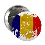"Chad Flag 2.25"" Button (10 pack)"