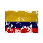 Colombia Flag Rectangle Magnet (10 pack)