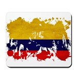 Colombia Flag Mousepad