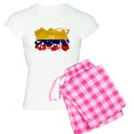 Colombia Flag Women's Light Pajamas