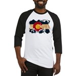 Colorado Flag Baseball Jersey