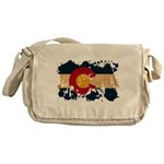 Colorado Flag Messenger Bag