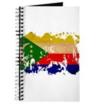 Comoros Flag Journal